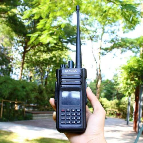 Ailunce IP67 UHF+VHF DMR 10W Walkie