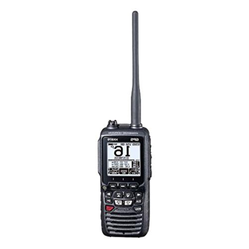 HX870 6W Floating Handheld VHF Radio with Integrated GPS Rec