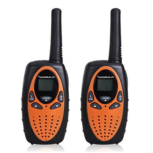 kids twin walkie talkies radios