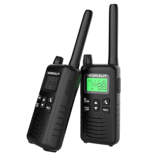 LCD Pack Way Range GMRS