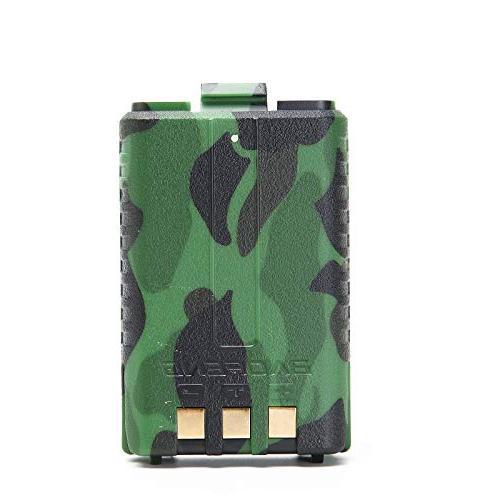 BAOFENG 7.4V 1800mAh Battery Walkie Talkie DM-5R BF-F8HP UV-5RTP Radio