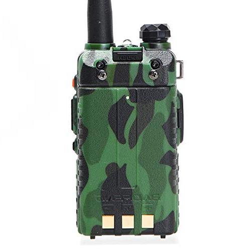 BAOFENG 1800mAh Li-ion Battery for Talkie DM-5R BF-F8HP V2+ UV-5RTP Series Two Radio