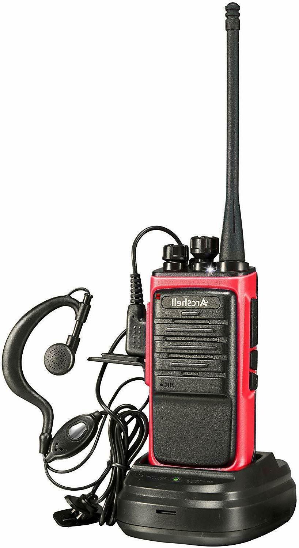 Long 4 Set 50 Two Way Radio Headset