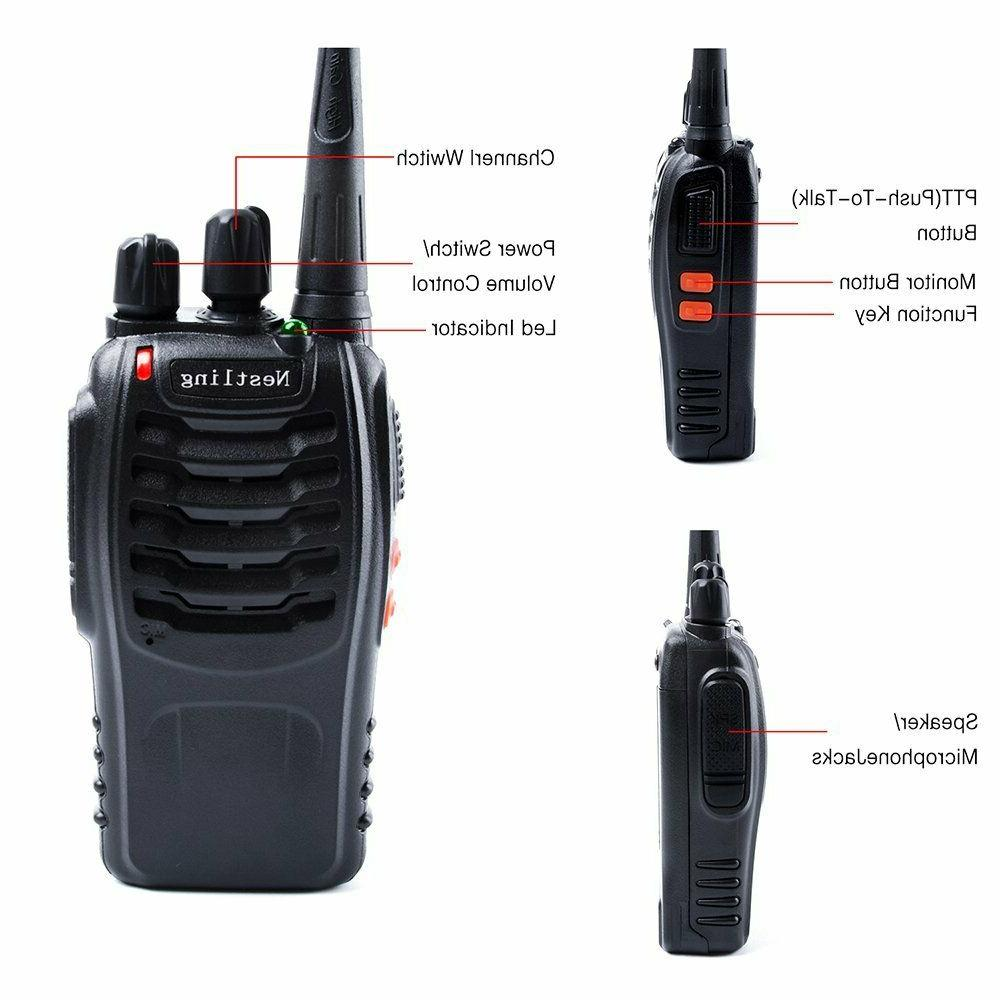 Long Set 50 Way Radio Waterproof...