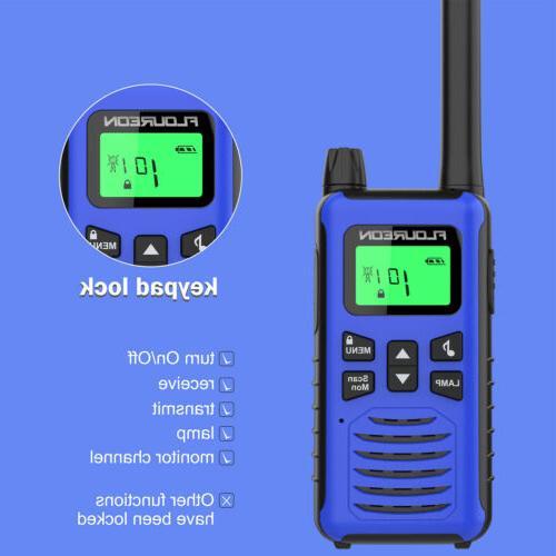 Long Range Set Radio NEW