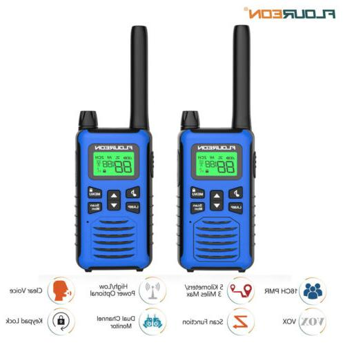 Long Set 5000M Radio Headset Interphone NEW