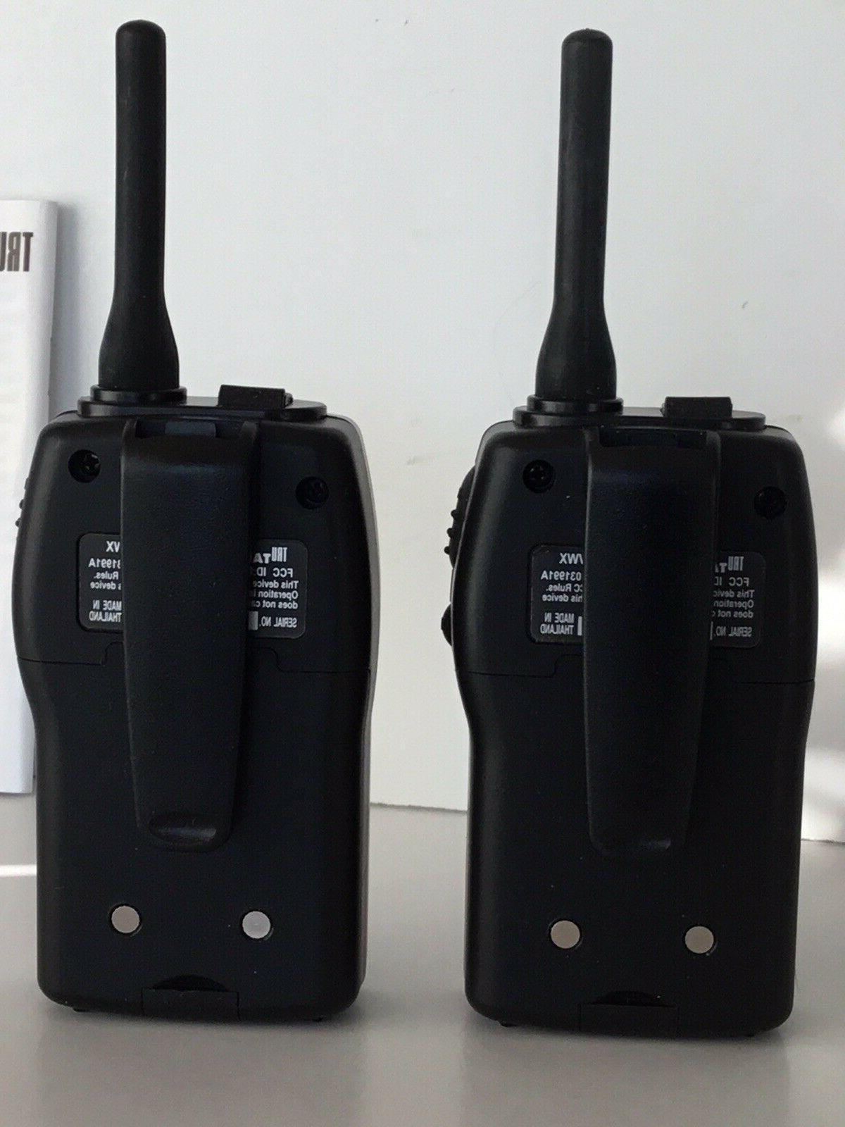 MINI WALKIE TALKIES - Maxon 2-Way 2 Range Channels