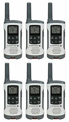 new motorola t260tp talkabout walkie talkie 6