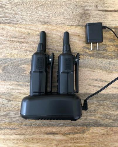 NWOB ~ Midland Talk Model LXT600PA Talkies + Batteries & Charger