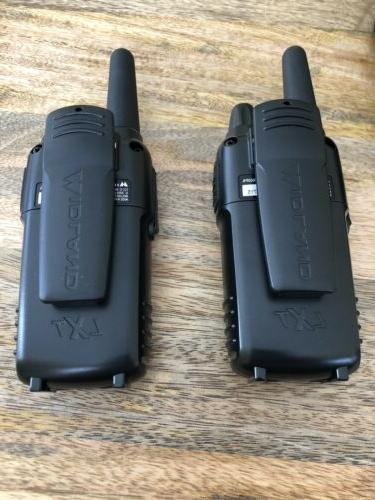 NWOB Talk Model LXT600PA Talkies + Batteries Charger