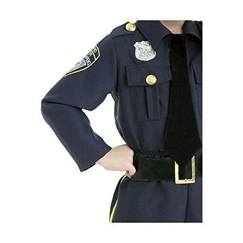 Police Officer Halloween For