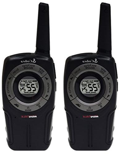 Cobra Pro Series 28-Mile Walkie Talkie Radio