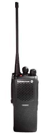 Motorola PR860 VHF 136-174 MHz 5 Watt 16 Channels Two Way Ra