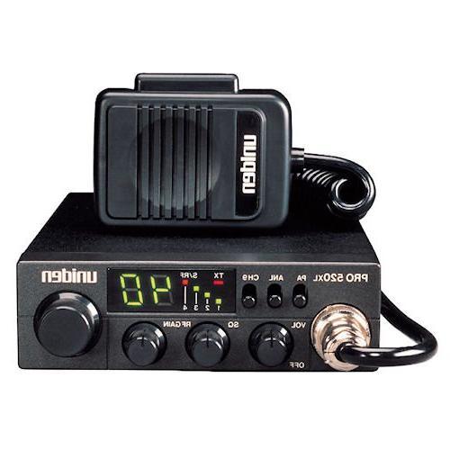 Uniden PRO520XL 40-Channel Radio