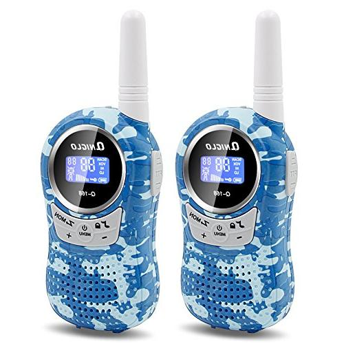 q168 walkie talkies