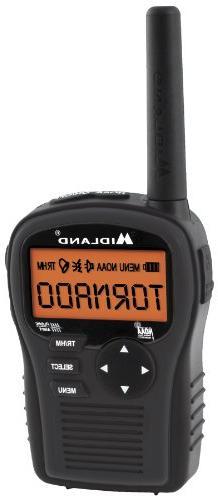 Midland Radio HH54VP Portable Weather Alert Radio