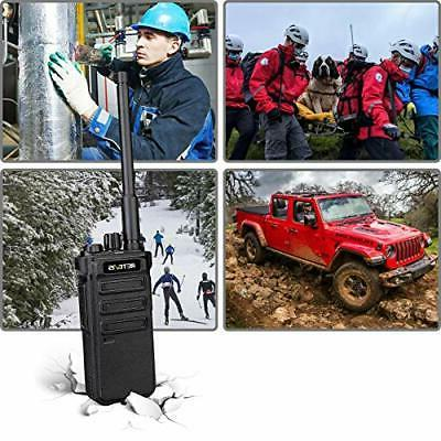 RB25 Walkie Talkies for Adults Long and Analog