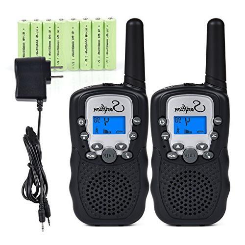 rechargeable kids walkie talkies frs