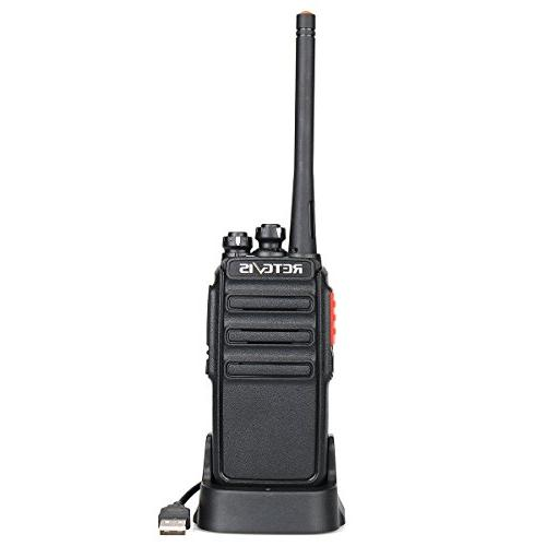Retevis H-777S Two-way Radios Rechargeable Talkies USB Charger