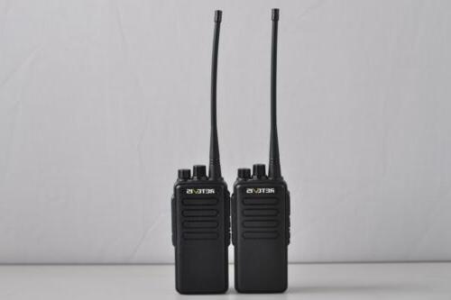 rt1 fm transceiver 10w 16ch uhf 3000mah