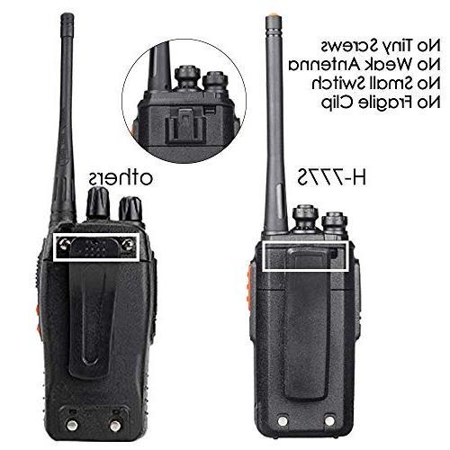 Retevis Long Radio Security