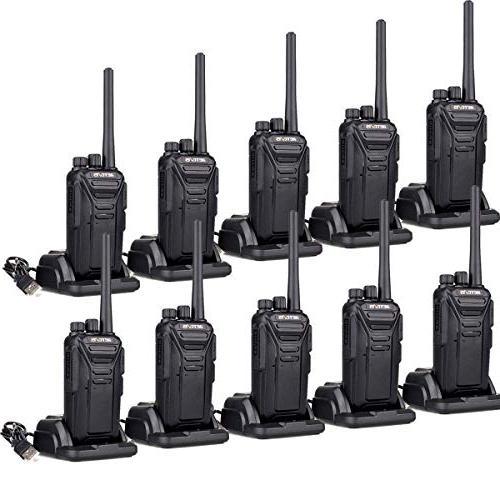 rt27 radios walkie talkies vox