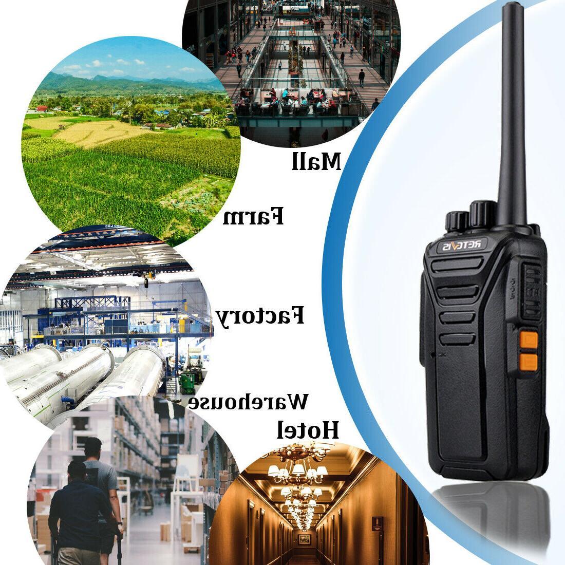 Walkie Talkies MURS Two Way Radios Long Range Headset