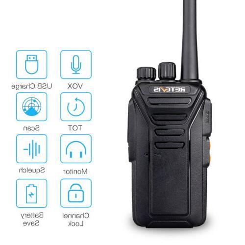 Retevis RT27V VHF MURS Radio long range 5CH