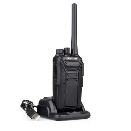 Retevis RT27V VHF Radio US monitor