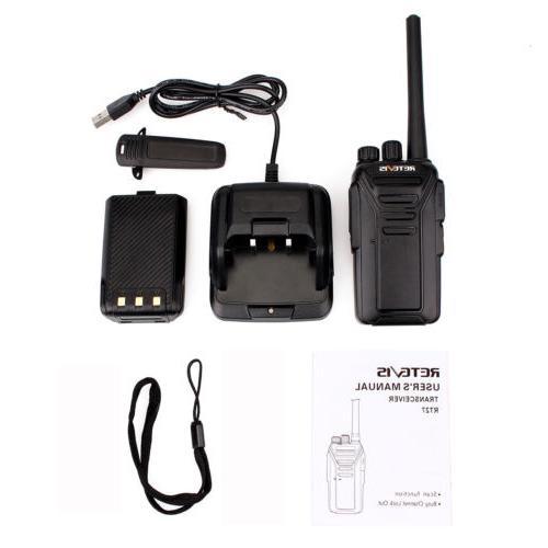 VHF Long range US
