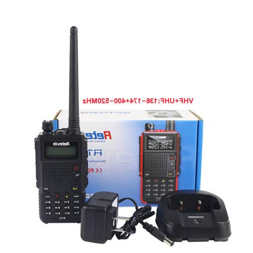 UHF/VHF VOX Way Radio