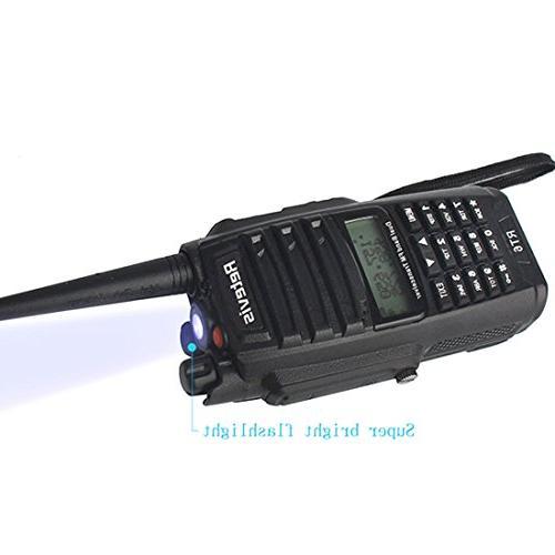 Retevis IP67 Waterproof VHF/UHF with