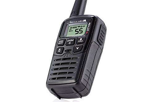 Midland T10 22 Channel Talkie 20 Radio, & Weather Black