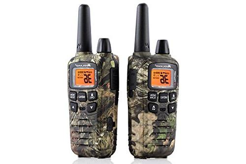 Midland 36 Channel FRS Radio - Up to 32 Range NOAA Alert