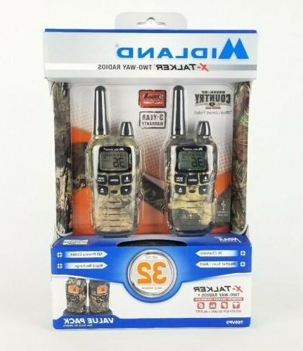 t65vp3 talker gmrs radio range