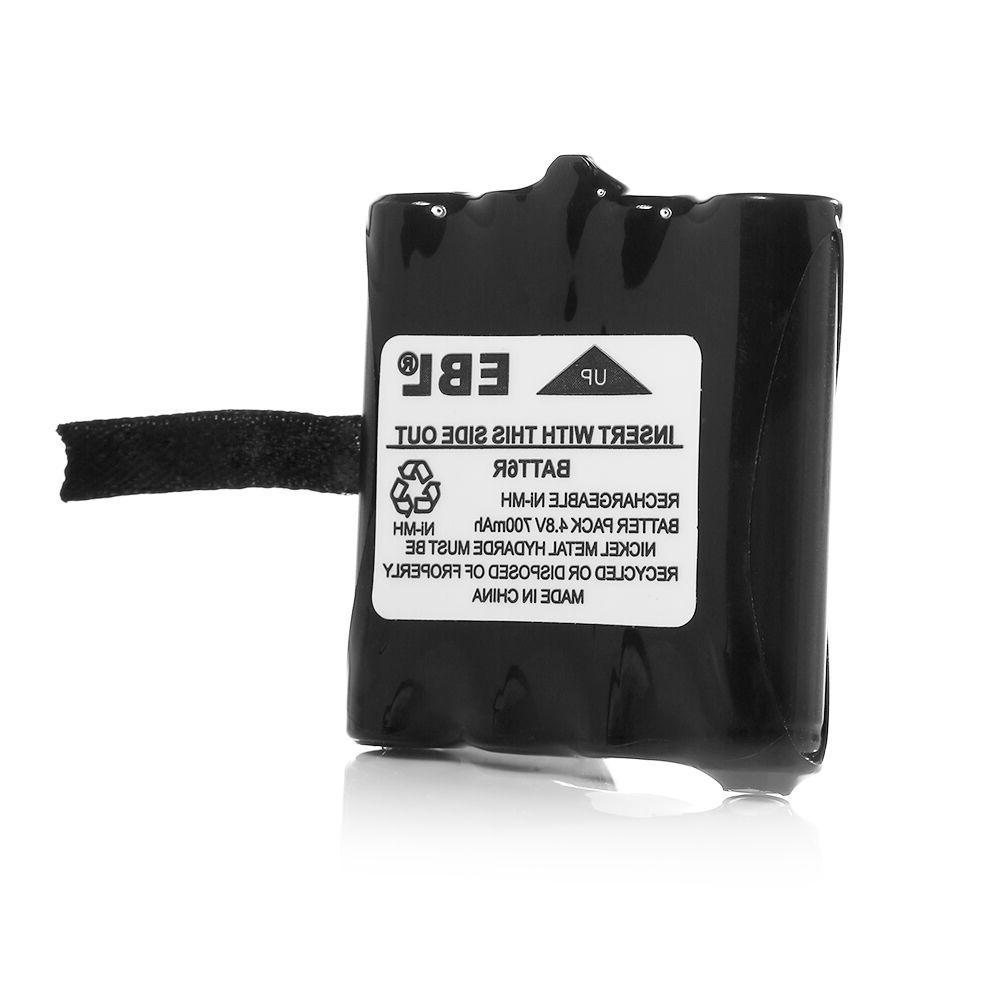 2x Radio Battery for Midland BATT6R LXT276 480