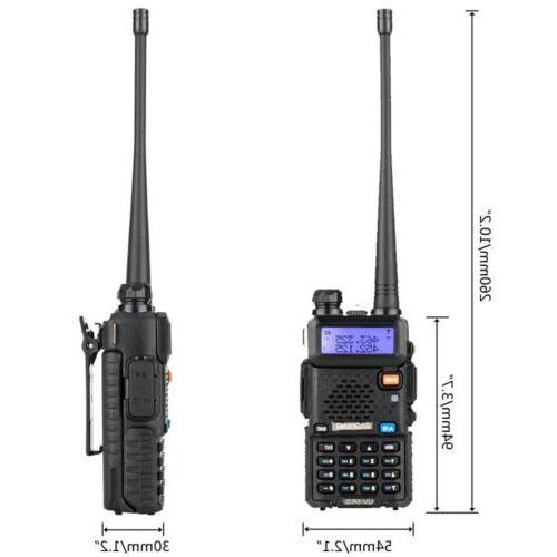 BAOFENG Two Way Radio Walkie Talkies