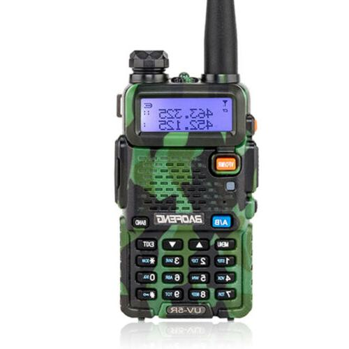 uv 5r two way ham radio v