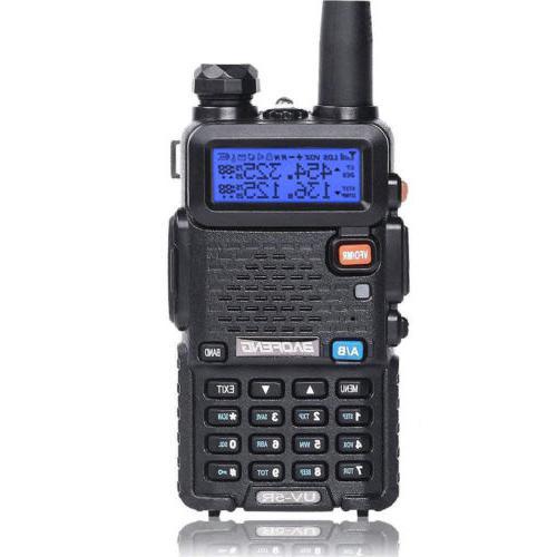 Baofeng UHF VHF Dual Two