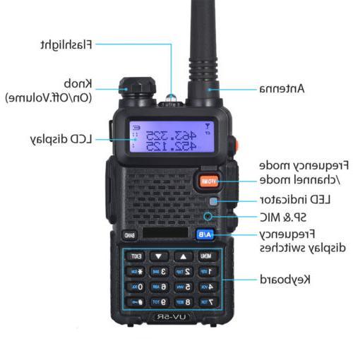 Baofeng UHF Dual Band Ham Radio