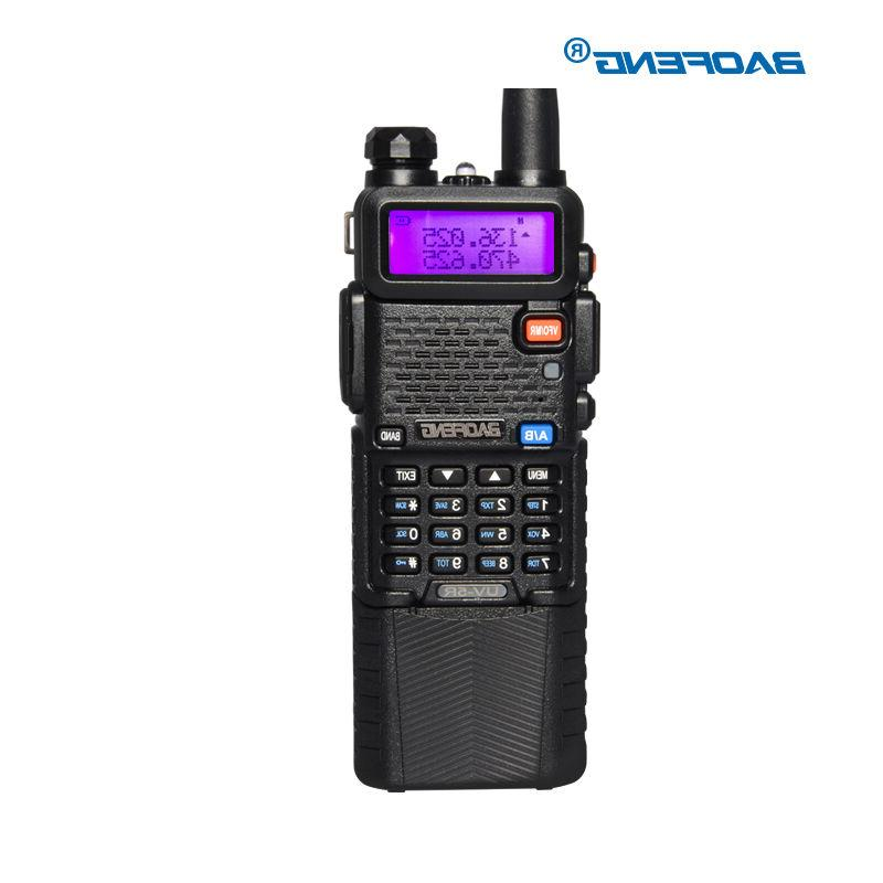 Baofeng UV-5R Walkie Talkies VHF/UHF US Stock