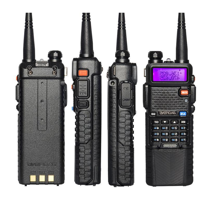Baofeng UV-5R Walkie Talkies Two-way Dual Band VHF/UHF Long Range Stock