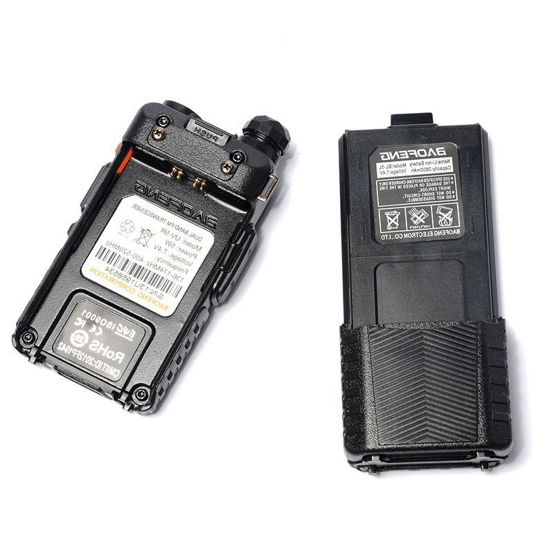 Baofeng Two-way Radio Dual VHF/UHF Stock