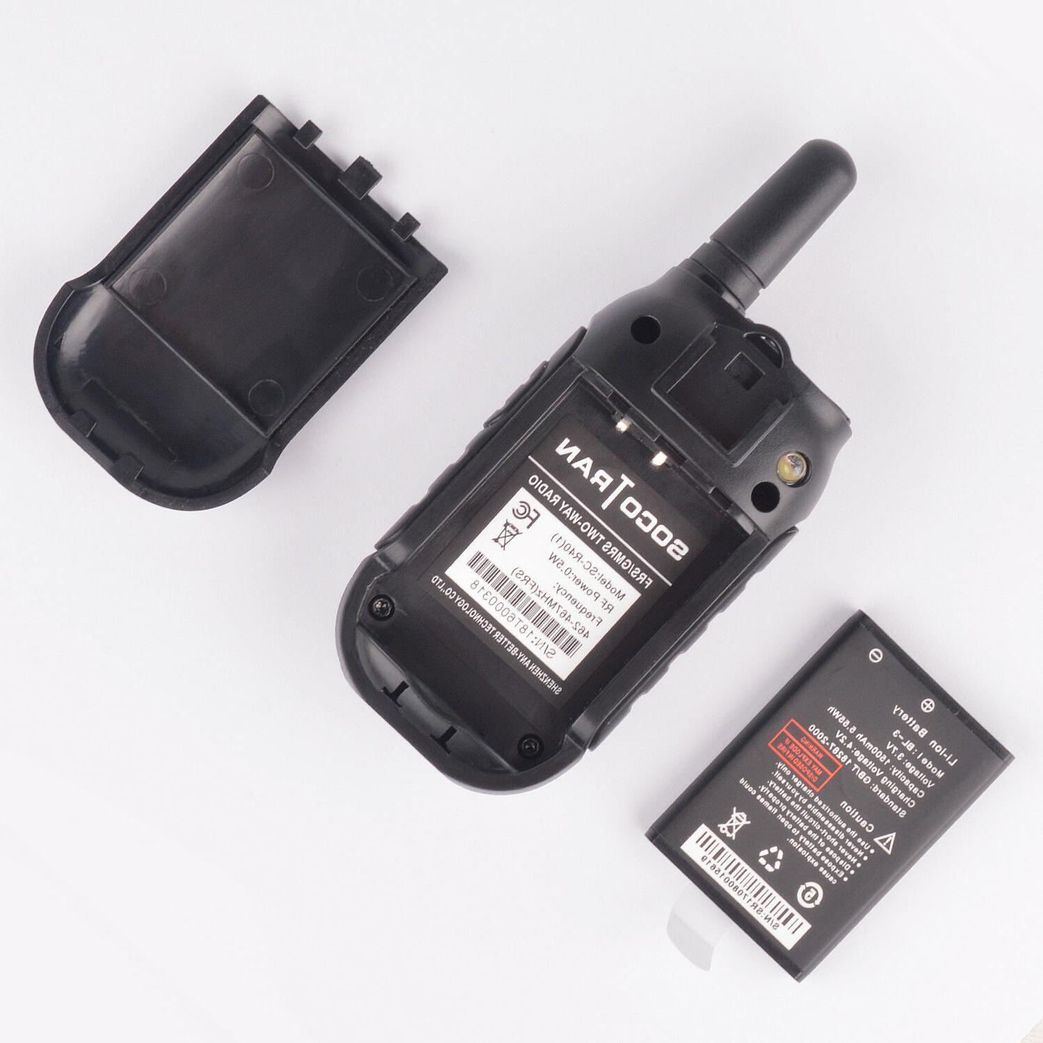 Walkie Rechargeable
