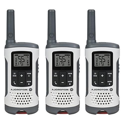 walkie talkie rechargeable