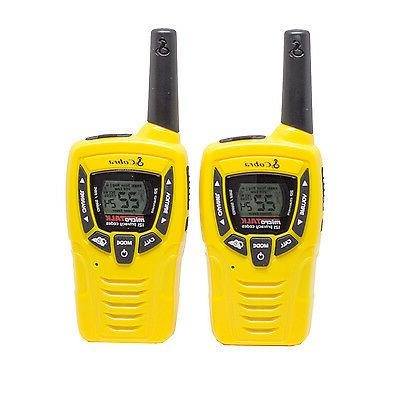 walkie talkie vox radios w