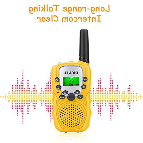 Walkie Talkies, Pack Mini 22 Radio Mile Range for Outside Hiking