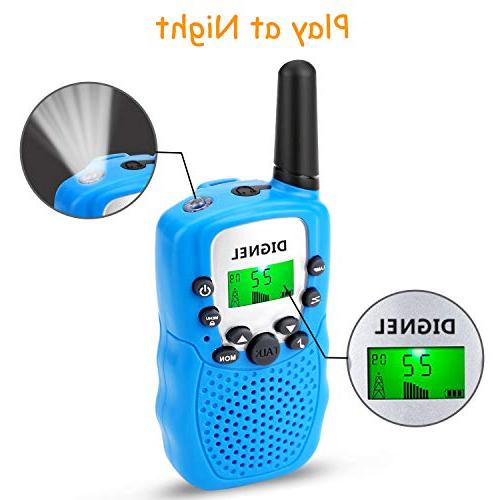 Walkie Talkies, Talkies for Pack Radio Range Talkies for Hiking