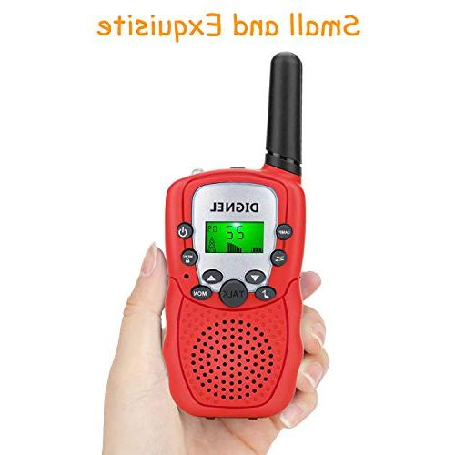 Walkie Talkies for Pack Radio Toy, Mile Range Kids Walkie for Adventures, Camping, Hiking