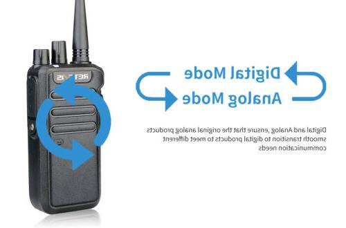Walkie UHF 1400mAh Retevis RT43
